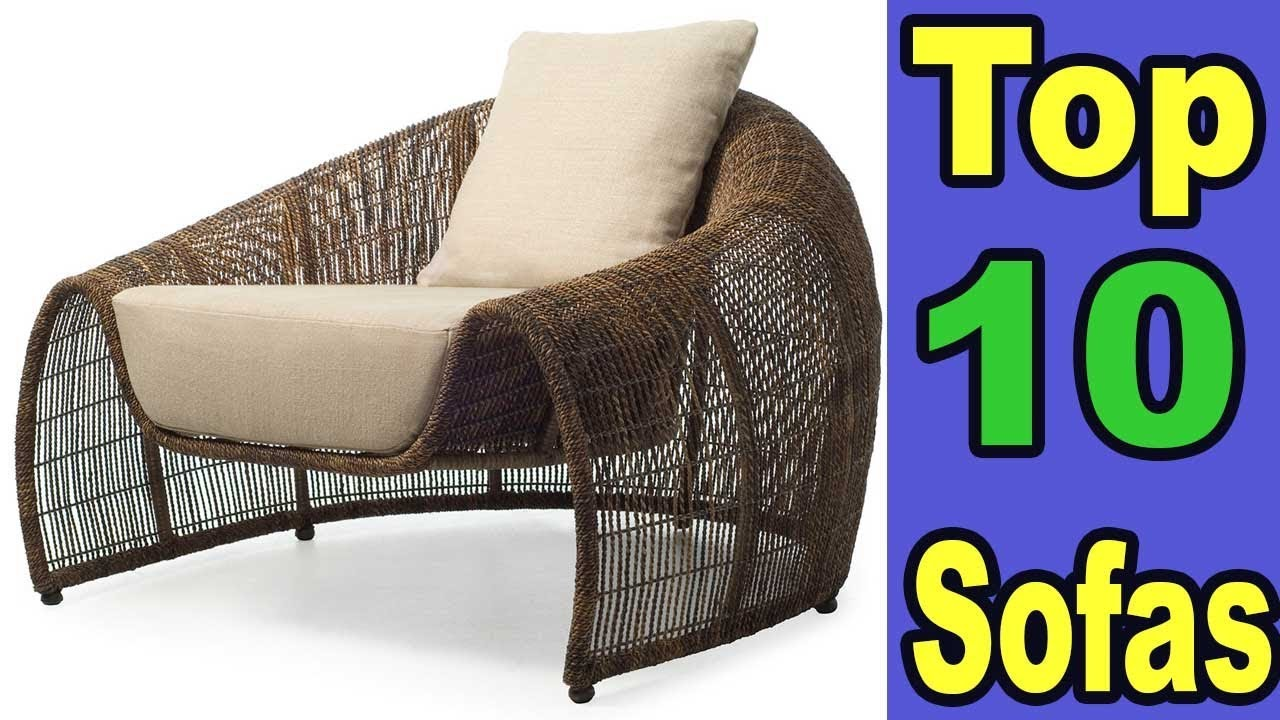 Attirant Top 10 BEST Sofas U0026 Couches In 2018 Reviews | Best Sofa Brands | Bed U0026  Modern Sleeper Sofas 2018