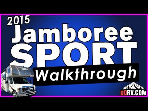 2015 Fleetwood Jamboree Sport 31M - DDRV.COM