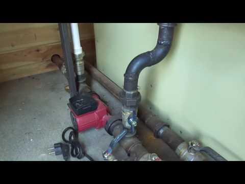 видео: отопление частного дома