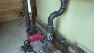 видео Центральное водяное отопление