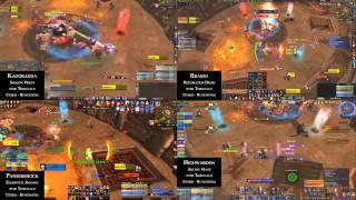 The Tribunal VS Mythic Kargath Bladefist
