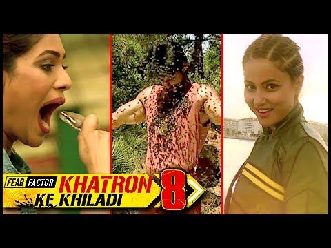 Khatron Ke Khiladi 8 - Pain In Spain PROMO OUT : Hina Khan, Karan Wahi, Nia Sharma