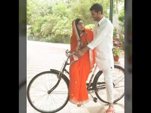 Tej pratap Aishwarya cycling -- शादी के बाद तेज प्रताप ने ऐश्वर्या को कराई साईकल की सवारी
