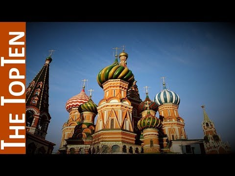 The Top Ten Most Famous Domes In The World