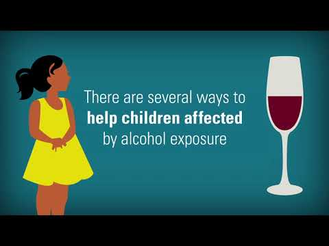 Can Fetal Alcohol Damage Be Un-tied