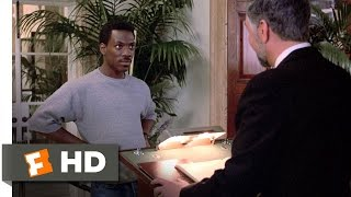 Beverly Hills Cop (8/10) Movie CLIP - A Message for Victor (1984) HD