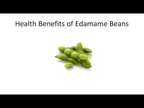 Top 10 Health Benefits and Advantages of Eating Edamame Beans