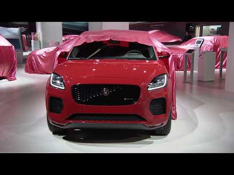Jaguar Land Rover Press Conference - Frankfurt Show 2017