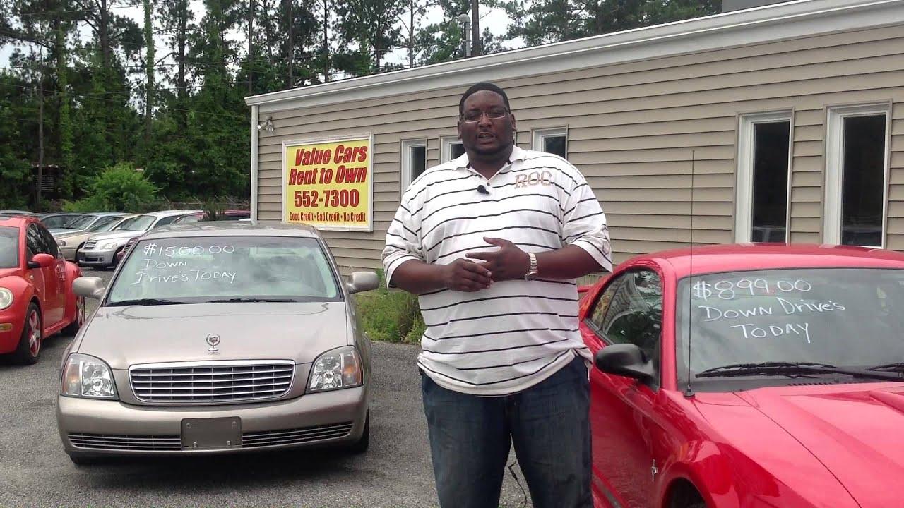 own or lease a car