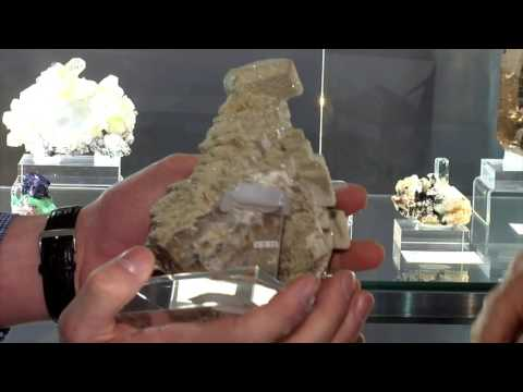 Saphira Minerals - What's Hot In Tucson: 2016