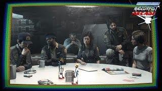 RazörFist Arcade: ALIEN Isolation: Crew Expendable