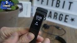 Fitbit Charge 3 im Test: ALLE Einstellungen im Detail, Navigation im Menü, Funktionsumfang & App