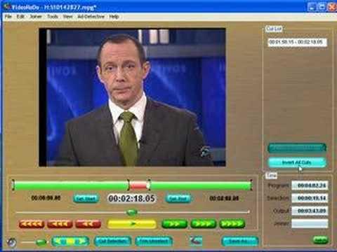 Tutorial VideoReDo