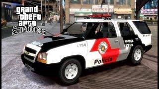 GTA SA MTA | BATALHÃO DA ROTA - COMO SER POLICIAL NO MTA ?