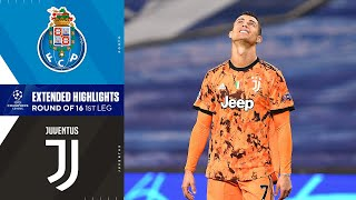 FC Porto vs. Juventus: Extended Highlights   UCL on CBS Sports