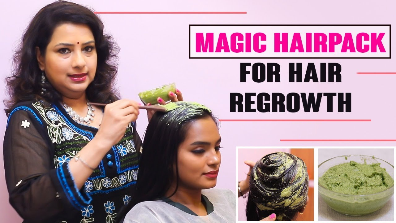 Stop Hairfall in one week  Homemade remedy for Thick & long hair   Vasundhara Tips  Tamil tips