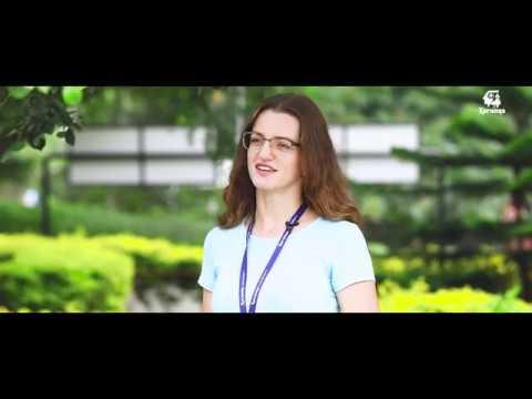 Ms Djurdjina's Karunya Experience