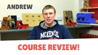 Andrew Dungey (Worthing) - Review Of Our Locksmith Training Course