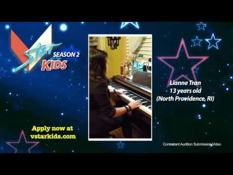 VSTAR Kids Season 2 Contestant #114 – Lianne Tran