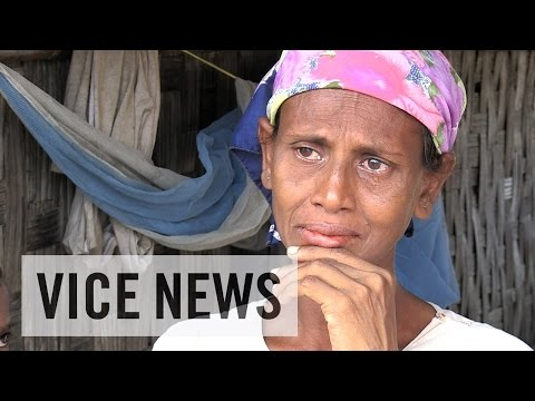 The Struggle of the Rohingya: Escape From Myanmar