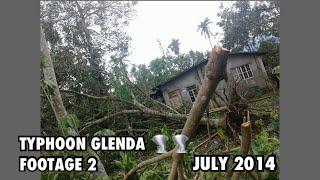 Typhoon Glenda/Rammasun @ Nagcarlan, Laguna ( July 16, 2014 )