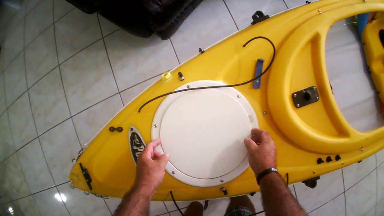 MY YAK MODS V - THE BEST DIY KAYAK ELECTRIC MOTOR SETUP