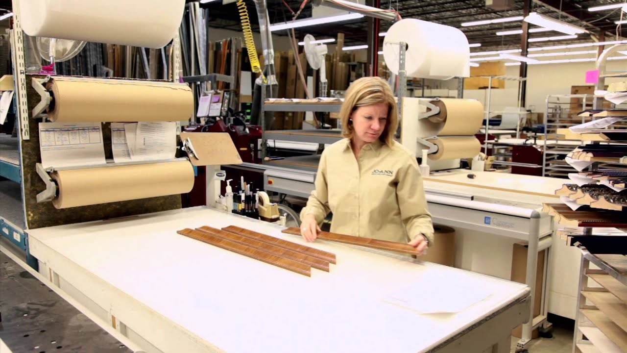 learn about custom framing at jo ann start to finish