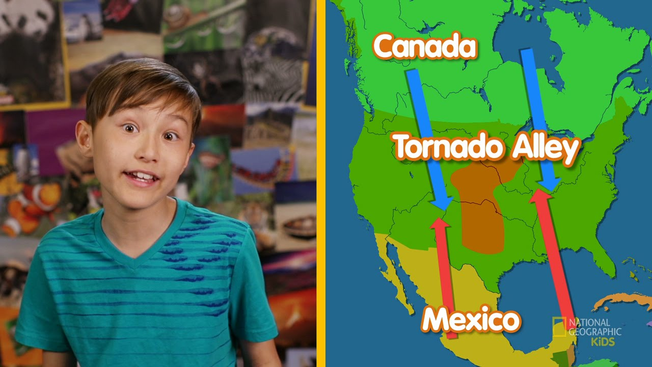 Watch How to Survive a Tornado (for Kids) video