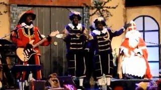 Sinterklaas rap en 2 vingers in je neus voor die stinkende schoen schoentje liedjes medley