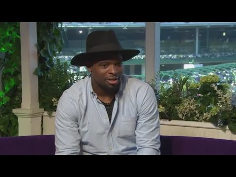 P.K. Subban 'Couldn't Pass Up' Chance To Go To Wimbledon   ESPN