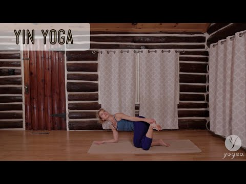 Yin Yoga Routine: Trigger Point (open level)