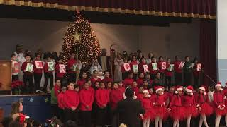 St. Gerard Majella School (Paterson, NJ) Christmas Concert