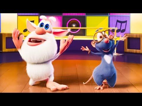 Буба танцует ???? Смешной мультик про Бубу от KEDOO Мультики для детей