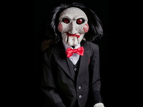 Download Billy the puppet unboxing