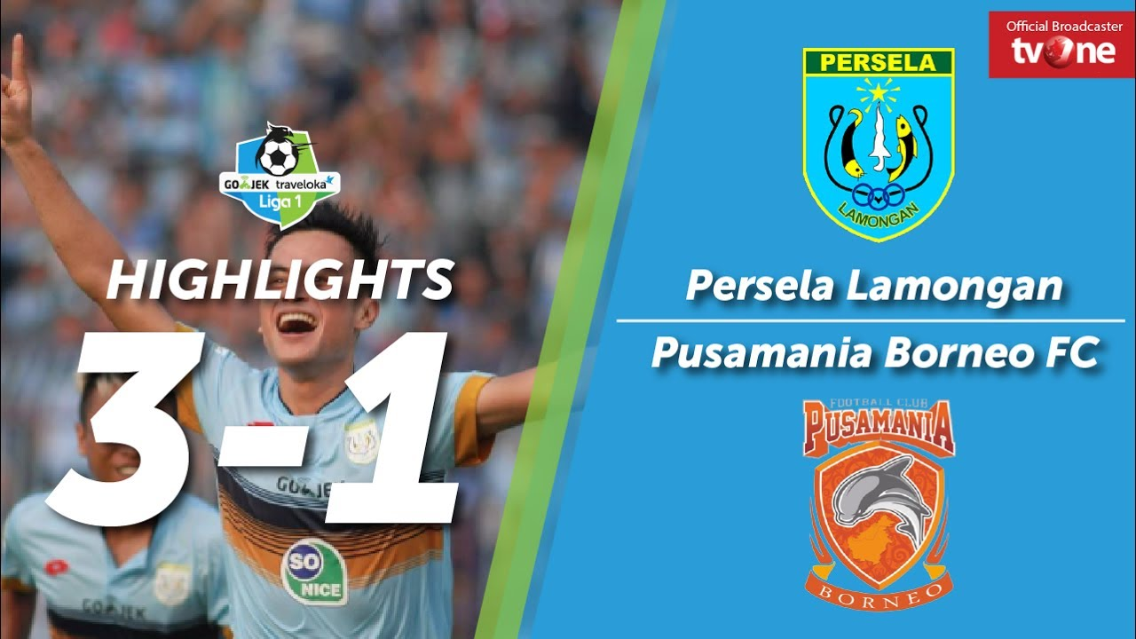 Image Result For Persela Lamongan Vs Borneo Fc