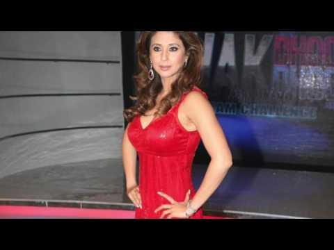 Urmila Matondkar Hot In Red Dress thumbnail