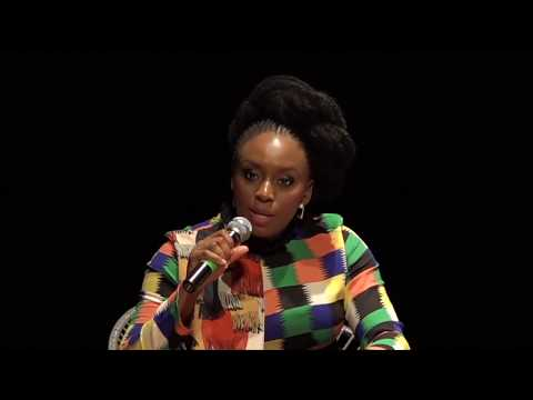 Chimamanda Ngozi Adichie on feminism
