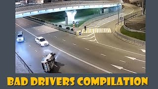 Bad Drivers Ultimate Compilation || Weekend Fail
