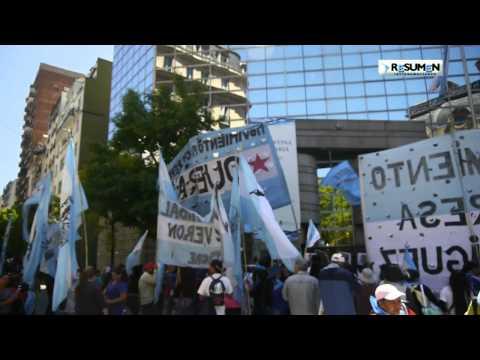 Recuerdan en Buenos Aires la victoria contra el ALCA, 2005, y piden el ALBA