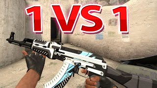 CS:GO - 1V1 - LUPTAM pentru un AK-47 VULCAN - CONCURS !
