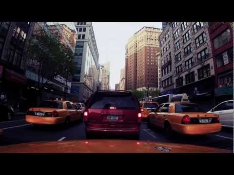 Cab Ride NYC 05: G-Chack Moving Co. - Deep House Taxi