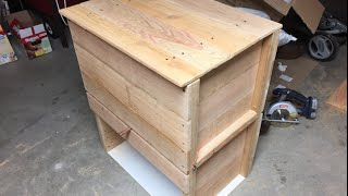 Build The Hdg Flow Through Worm Composting Bin