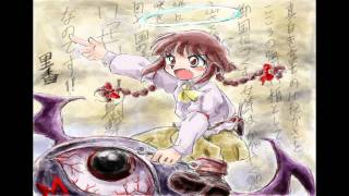 [Midi Version] Touhou 2 Story of Eastern Wonderland Music - Extra Stage Theme - Extra Love