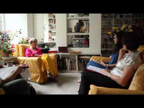 Entrevista Elena Poniatowska