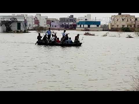 Chennai flood ....fight against nature