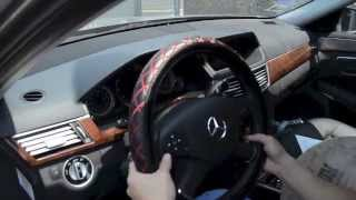 30 Seconds Steering Wheel Cover Installation