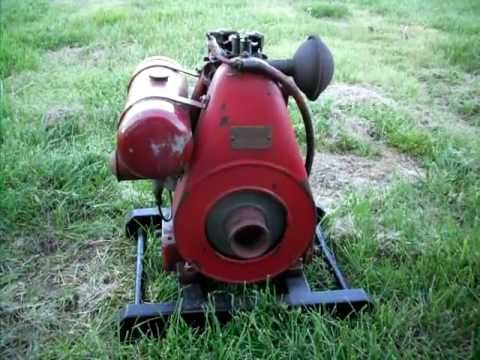 1929 briggs stratton fi engine youtube. Black Bedroom Furniture Sets. Home Design Ideas