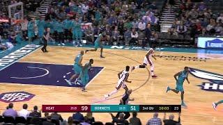 3rd Quarter, One Box Video: Charlotte Hornets vs. Miami Heat