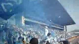 AVAI X Fortaleza TORCIDA RAÇA AZUL