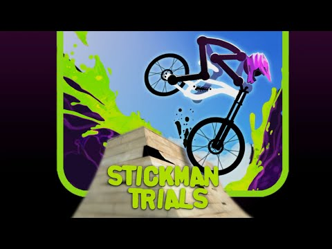 Stickman Trials Android GamePlay Trailer (HD) [Game For Kids]